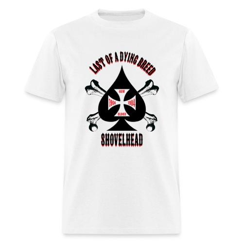 Men's T-Shirt - Black Spade - Men's T-Shirt