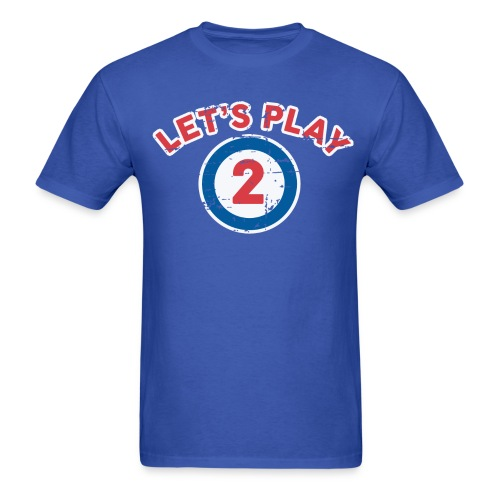 Let's Play 2 - Men's T-Shirt