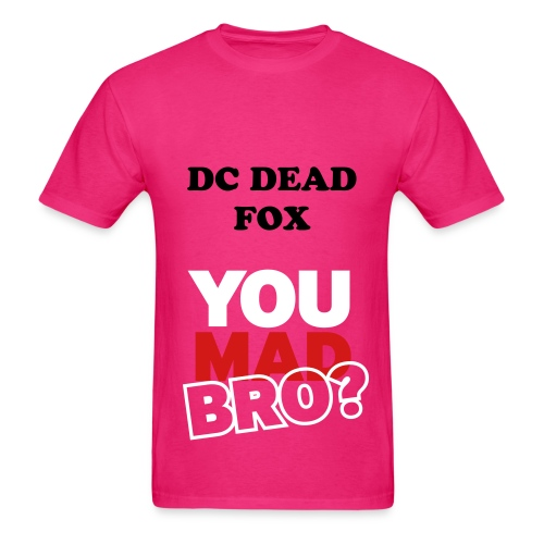 DCDEADFOX - Men's T-Shirt