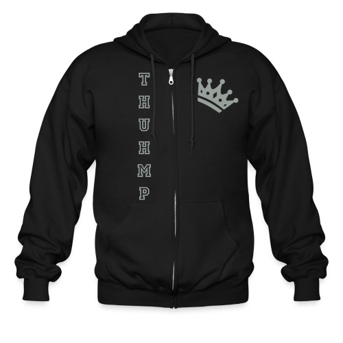 Thuhmp Zip Jacket - Men's Zip Hoodie