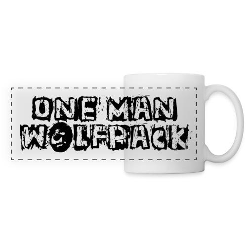 One Man Wolfpack - Panoramic Mug