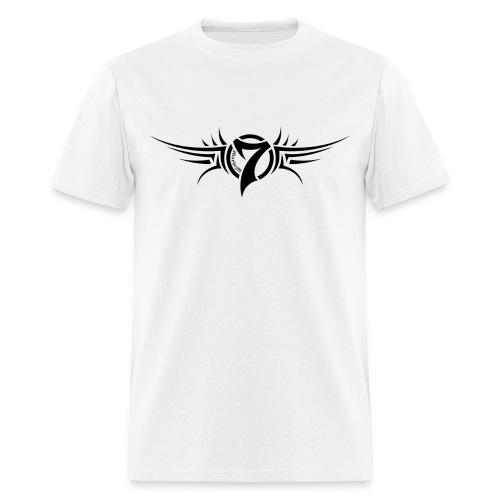 MayheM-7 - Tattoo Logo - Black - Men's T-Shirt
