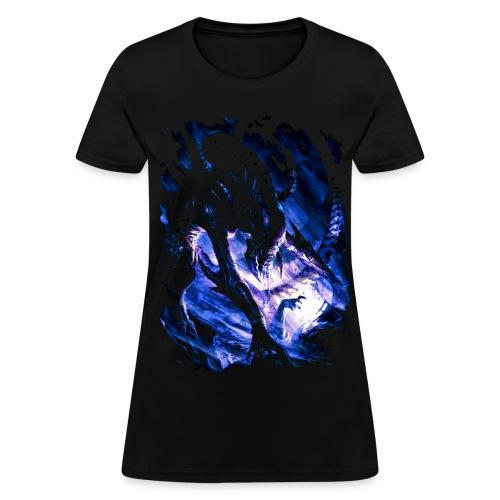 Alien Monster - Women's T-Shirt