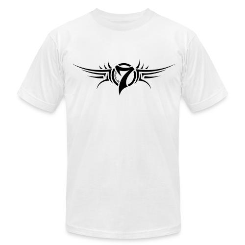 MayheM-7 - Tattoo Logo - Black - Men's Fine Jersey T-Shirt