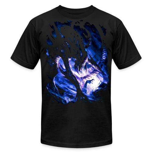 Alien Monster - Men's Fine Jersey T-Shirt