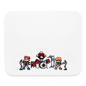 Pixel Band - Mouse pad Horizontal