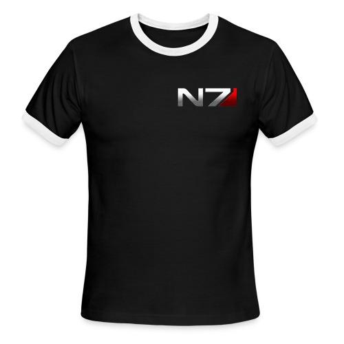 N7 - Men's Ringer T-Shirt