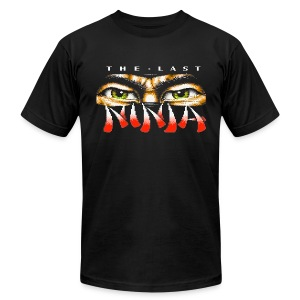 Last Ninja - Men's Fine Jersey T-Shirt