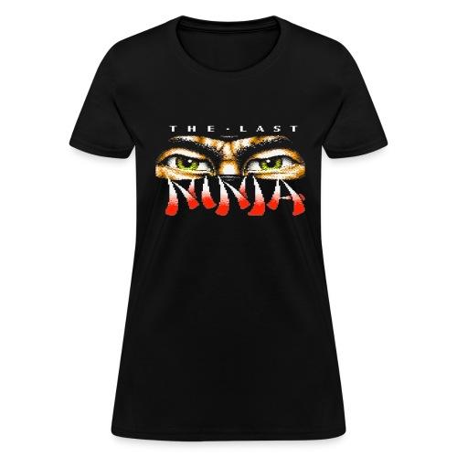 Last Ninja - Women's T-Shirt