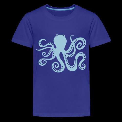 BD Octopus Kids Tshirt (US) - Kids' Premium T-Shirt