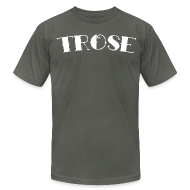 T-Shirts ~ Men's T-Shirt by American Apparel ~ The Trose