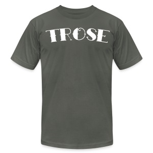 The Trose - Men's T-Shirt by American Apparel