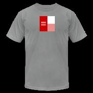 T-Shirts ~ Men's T-Shirt by American Apparel ~ Texas Equality