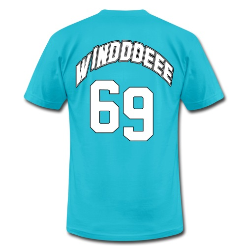 WINDDDEEEEEEEEE - Men's Fine Jersey T-Shirt