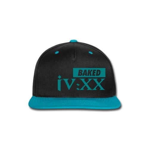4:20 Baked - Snap-back Baseball Cap