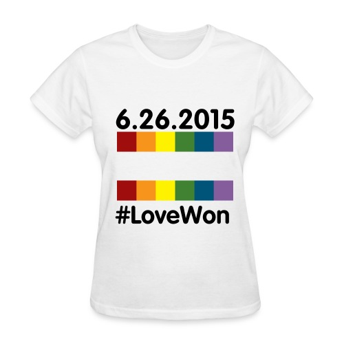 Love Won (Limited Edition) - Women's T-Shirt