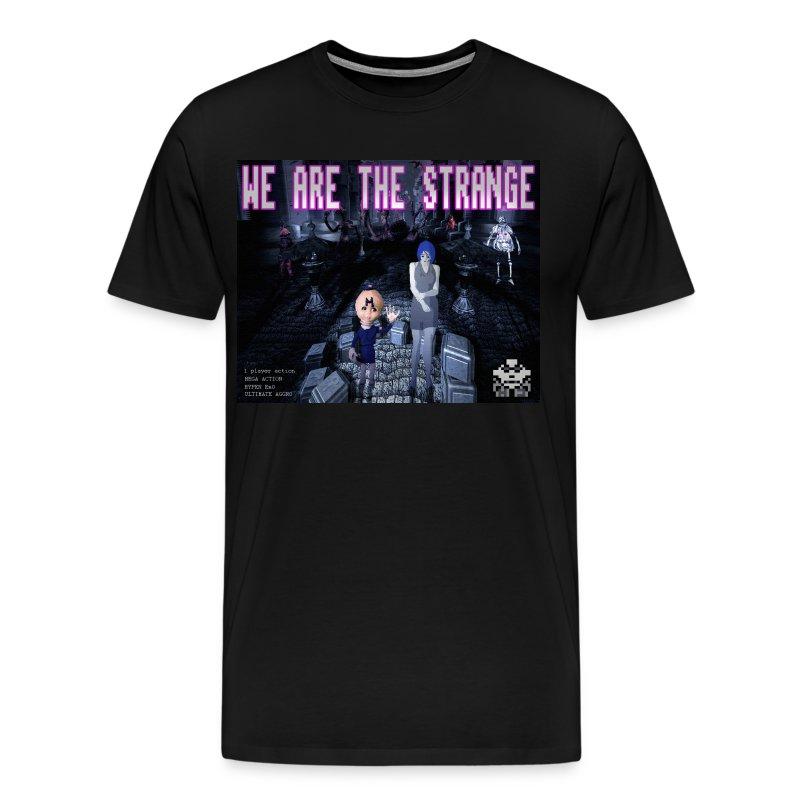 We Are The Strange T-shirt - Men's Premium T-Shirt