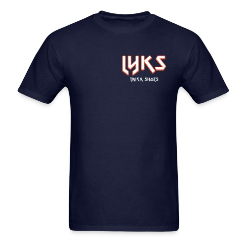 Mens Classic Lyks T-Shirt - Men's T-Shirt