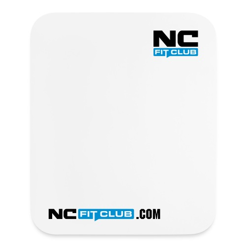 NC Fit Club (Square) - Mouse pad Vertical