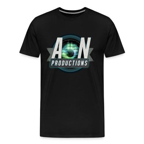AtomicNetwork Productions (Official Shirt) - Men's Premium T-Shirt