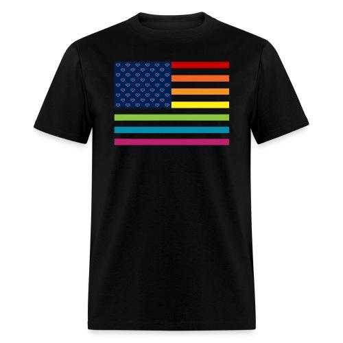 Nationwide Gay Marriage Celebration - Men's T-Shirt