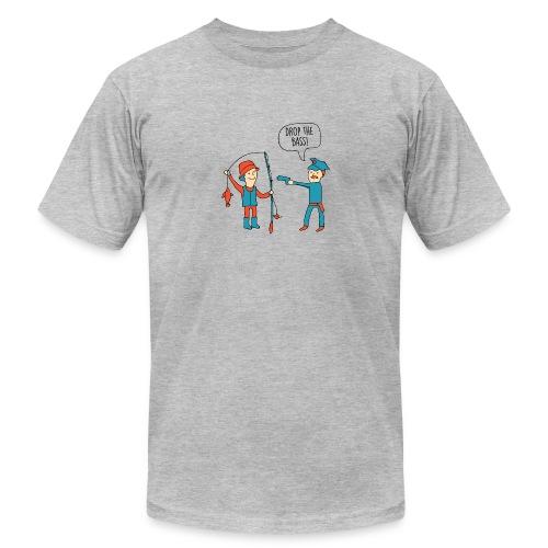 Drop The Bass! - Men's Fine Jersey T-Shirt
