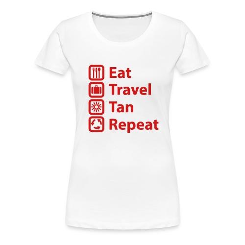 p_name[1006642384-102553716] - Women's Premium T-Shirt