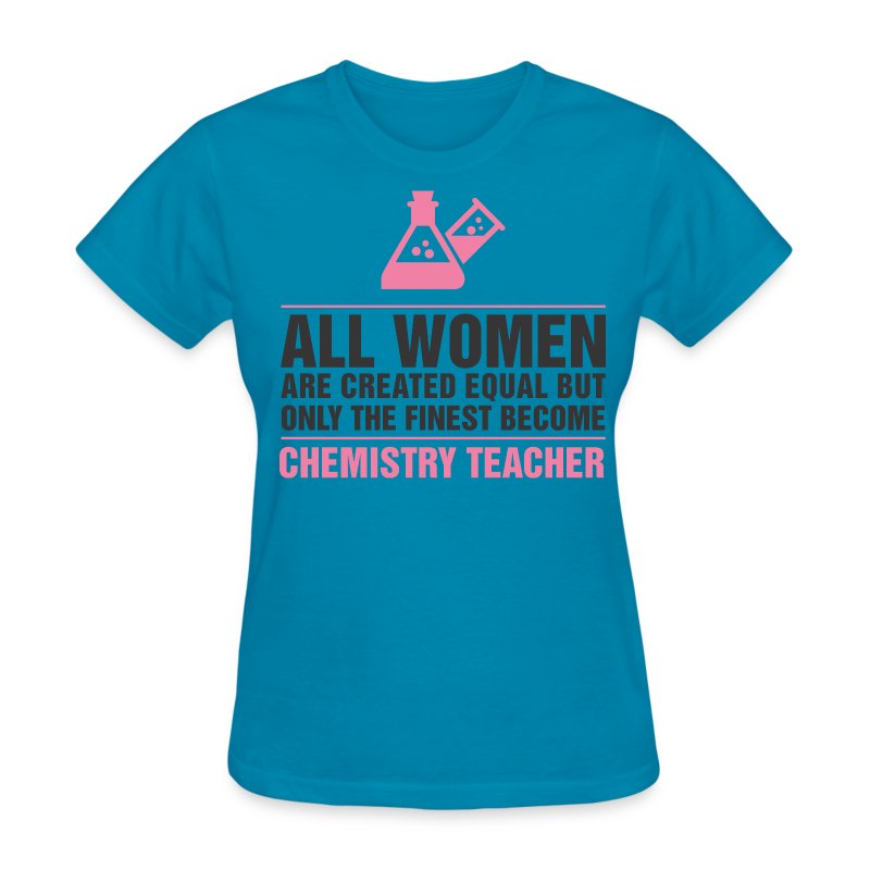 I want to be a chemistry teacher?