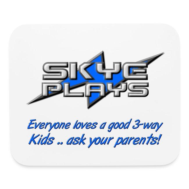 Kids ask your parents (Blue)
