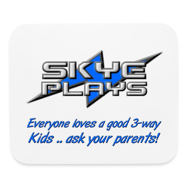 Kids ask your parents (Blue)