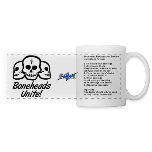 Boneheads Unite! BRD (Mug) - Panoramic Mug