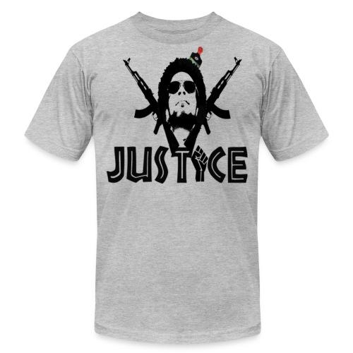 Justice - Men's Fine Jersey T-Shirt