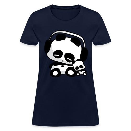 Women's Sleeping Pandas - Women's T-Shirt