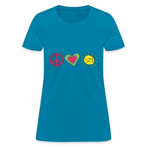 Summer Break - Women's T-Shirt
