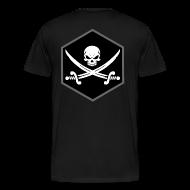 T-Shirts ~ Men's Premium T-Shirt ~ Jolly Roger