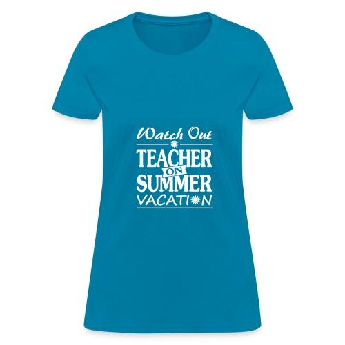 Summer Vacation - Women's T-Shirt