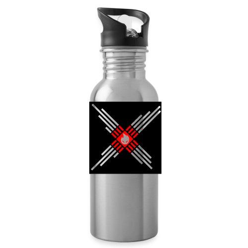 Xtreme Tech Junkies Logo | Water Bolttle - Water Bottle