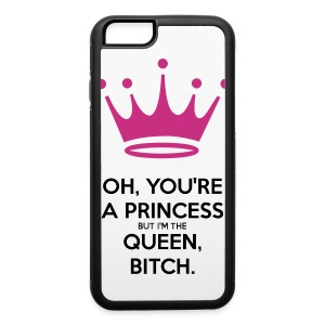 Queen bitch  - iPhone 6/6s Rubber Case