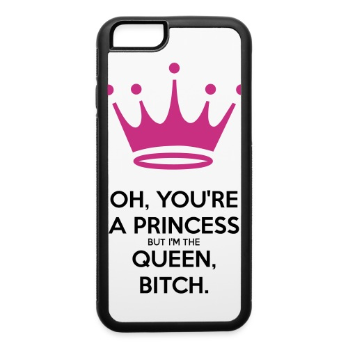 Queen bitch  - iPhone 6/6s Rubber Case