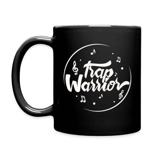 Trap Warrior Official Coffee Mug - Full Color Mug