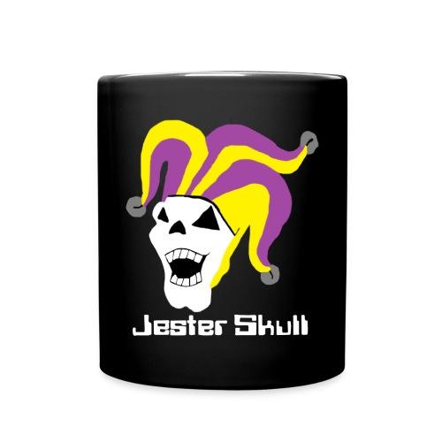 Jester Skull Mug - Full Color Mug
