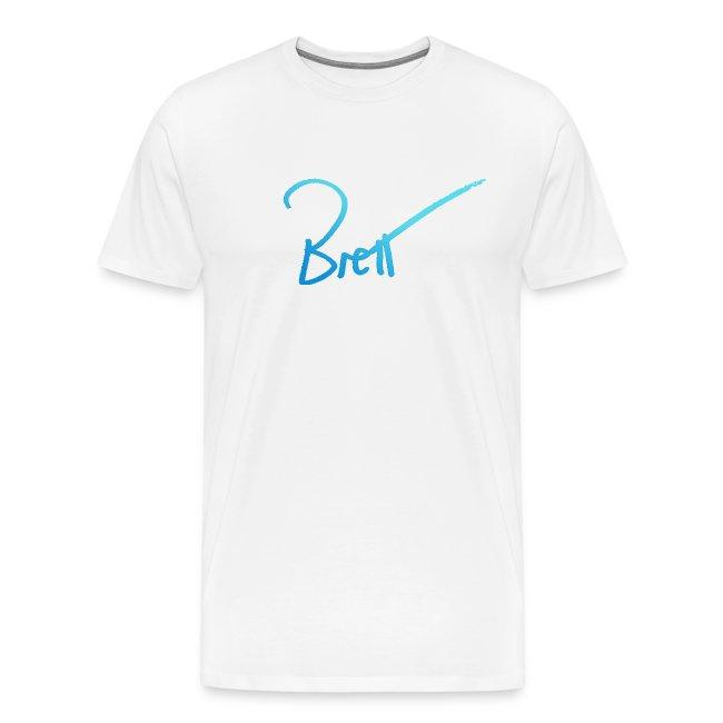 Handwritten Brett T-Shirt (with URLs on back)