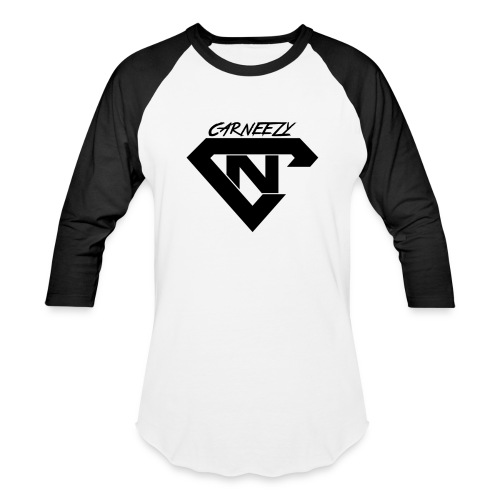 Plain Carneezy Baseball T-Shirt - Baseball T-Shirt