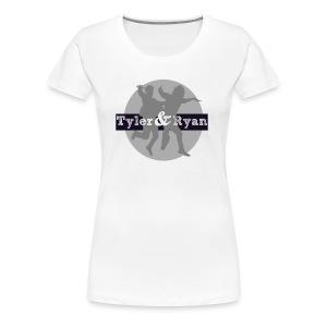 Tyler & Ryan Tee - Women's Premium T-Shirt