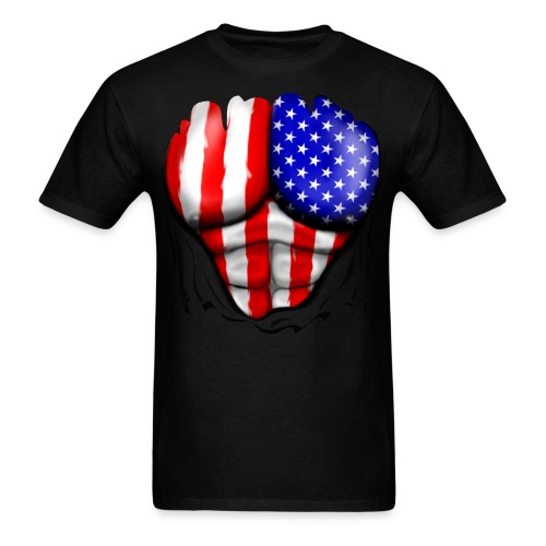 MEN'S T-Shirt Made in America - Men's T-Shirt