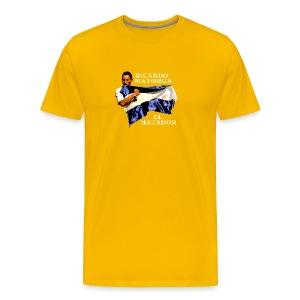 Ricardo Mayorga El Matador T-shirt (yellow) - Men's Premium T-Shirt
