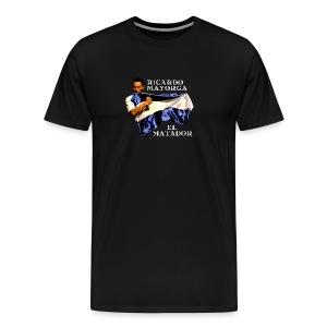 Ricardo Mayorga El Matador T-shirt (black) - Men's Premium T-Shirt