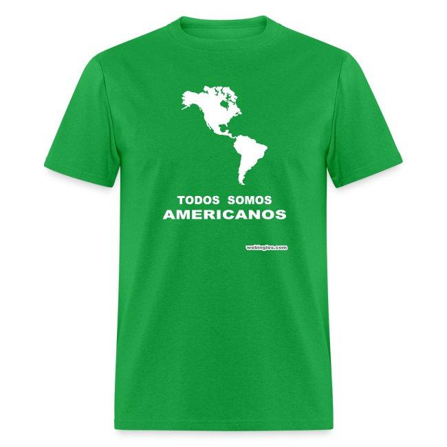 Todos Somos Americanos