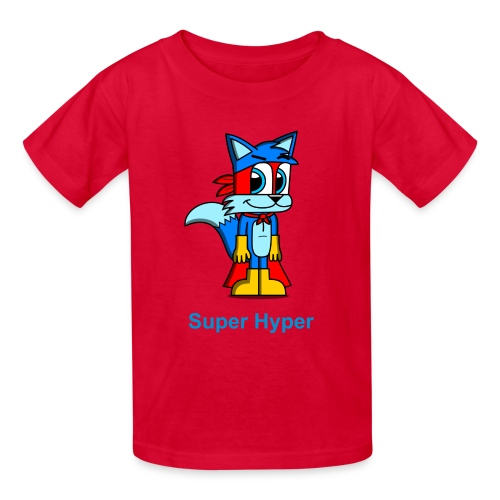 Super Hyper - Kids' T-Shirt