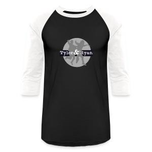 Tyler & Ryan Inverted Baseball Tee - Baseball T-Shirt